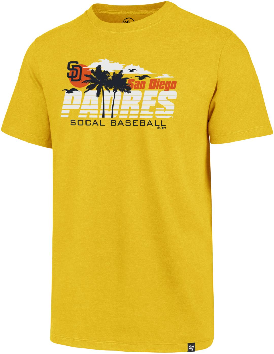 competitive price 717bc 5e40a '47 Men's San Diego Padres Club T-Shirt