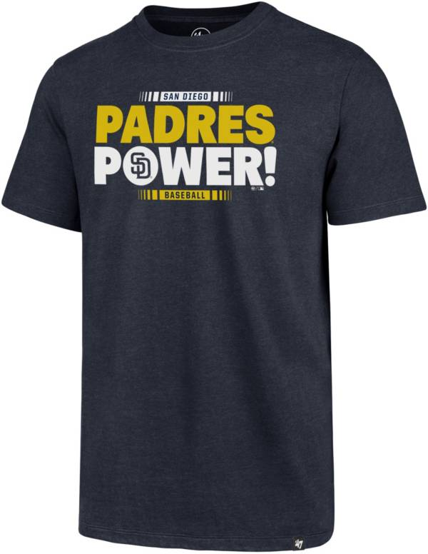 '47 Men's San Diego Padres Club T-Shirt product image