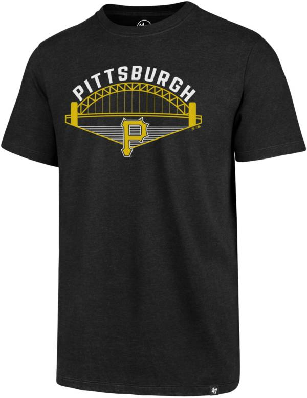 '47 Men's Pittsburgh Pirates Club T-Shirt product image