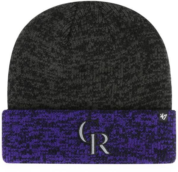 '47 Men's Colorado Rockies Knit Hat product image