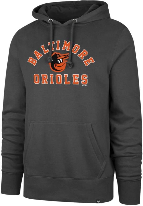 '47 Men's Baltimore Orioles Headline Pullover Hoodie product image