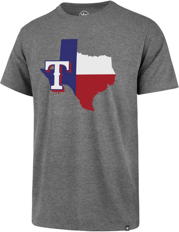 '47 Men's Texas Rangers Club T-Shirt product image