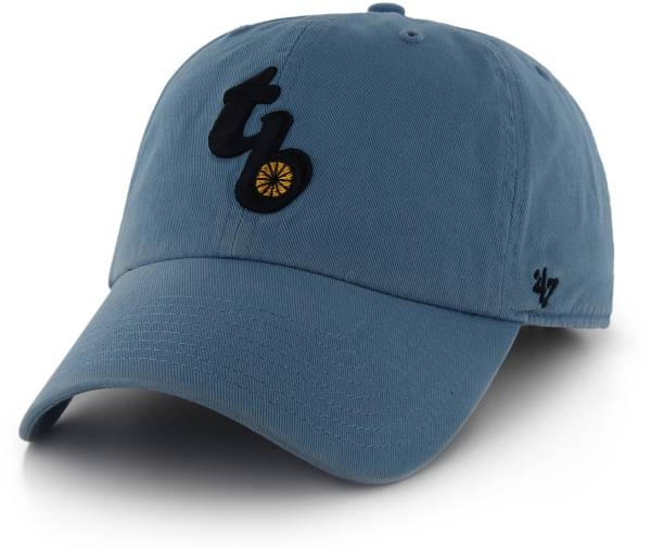 '47 Men's Tampa Bay Rays Clean Up Adjustable Hat product image