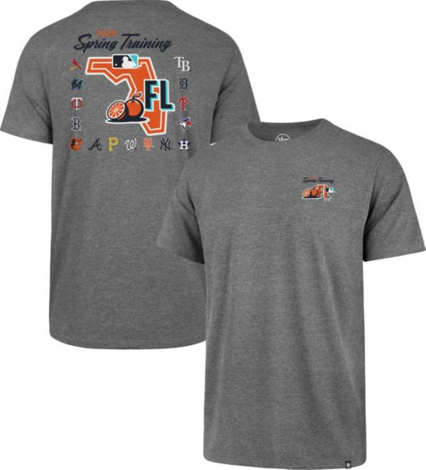 '47 Men's Grey 2020 Spring Training Grapefruit League T-Shirt product image