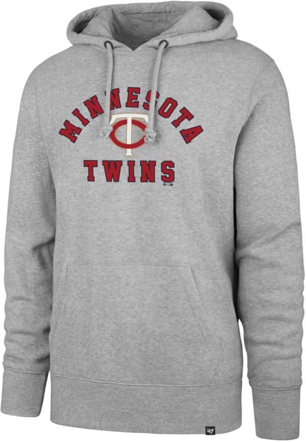 '47 Men's Minnesota Twins Headline Pullover Hoodie product image