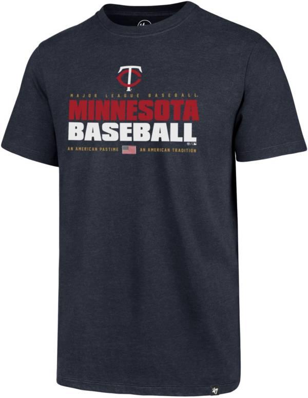 '47 Men's Minnesota Twins Club T-Shirt product image