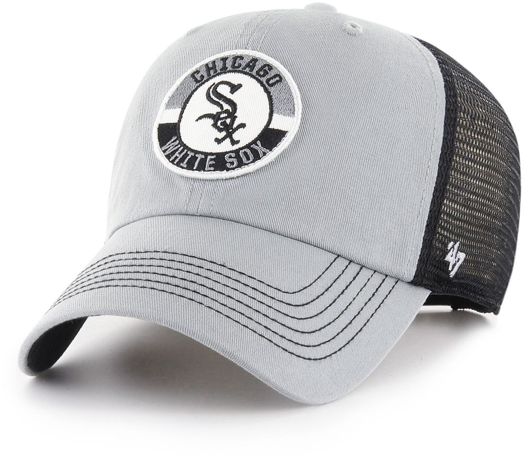 6ef22e6a2 47 Men's Chicago White Sox Porter Clean Up Adjustable Hat | DICK'S ...
