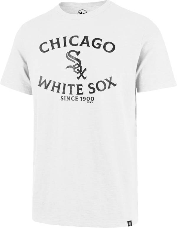 '47 Men's Chicago White Sox White Scrum T-Shirt product image