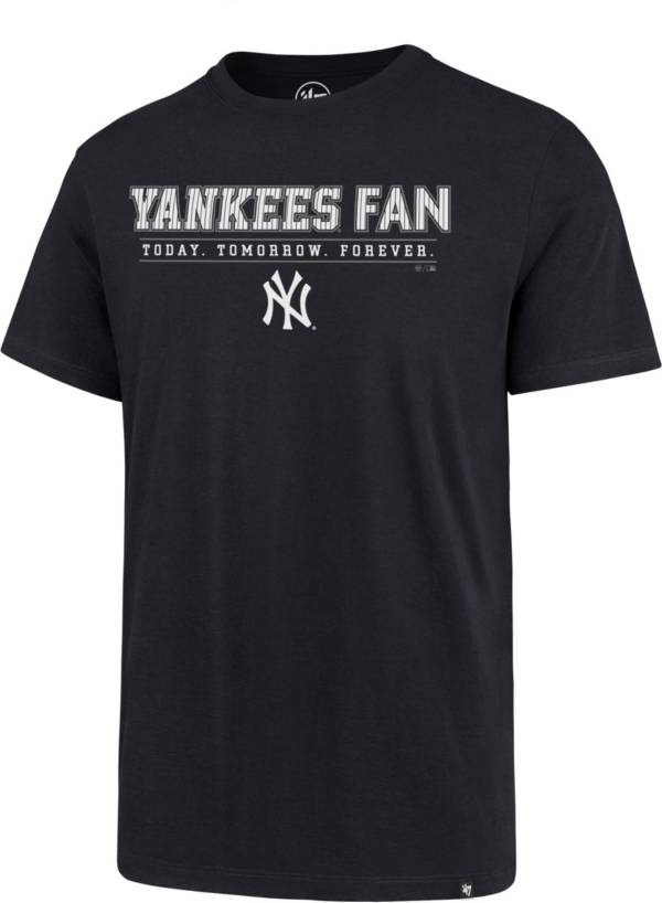 '47 Men's New York Yankees 'Today, Tomorrow, Forever' Navy T-Shirt product image