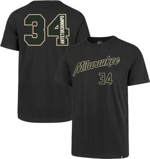 d20c45eca ... Milwaukee Bucks Giannis Antetokounmpo T-Shirt. noImageFound. Previous