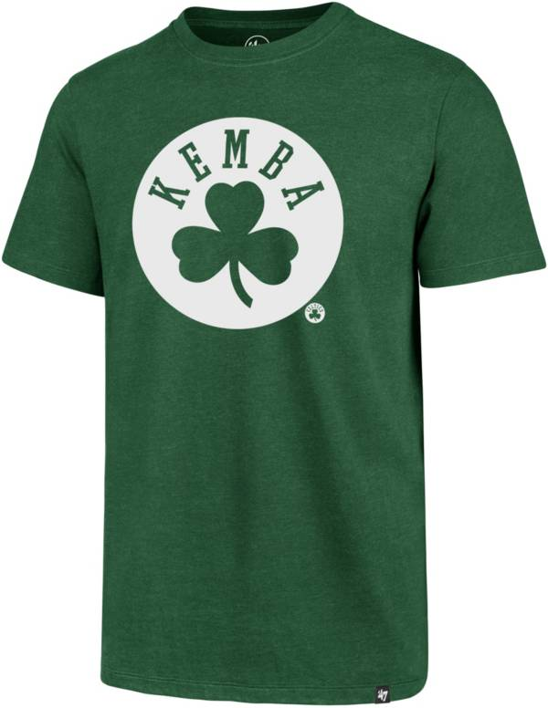 '47 Men's Boston Celtics Kemba Walker Kelly Green T-Shirt product image