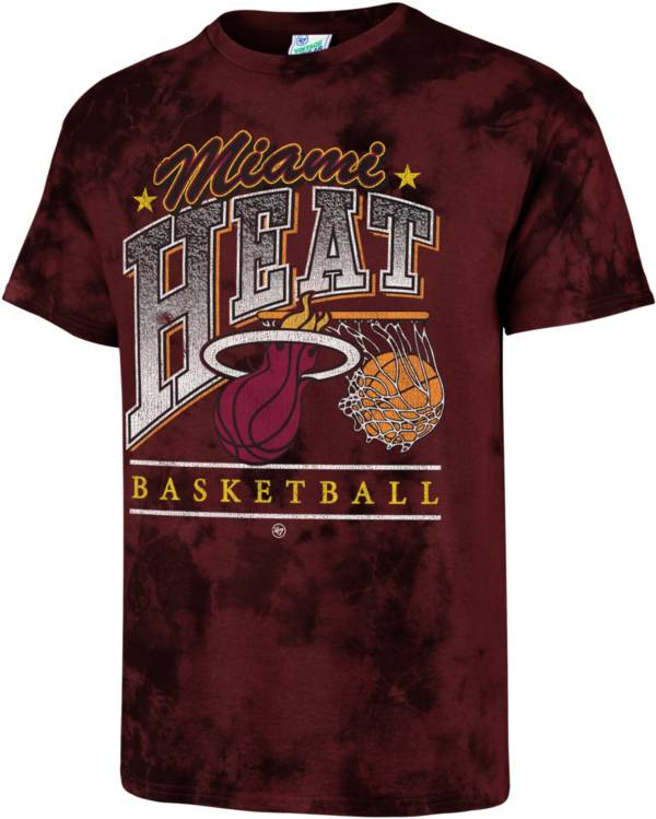 '47 Men's Miami Heat Vintage Club T-Shirt product image