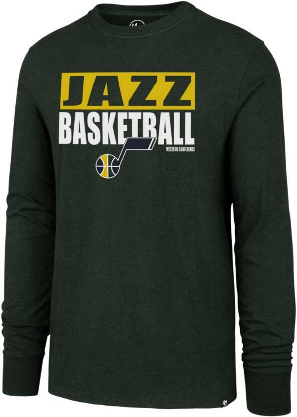 '47 Men's  Utah Jazz Club Long Sleeve T-Shirt product image