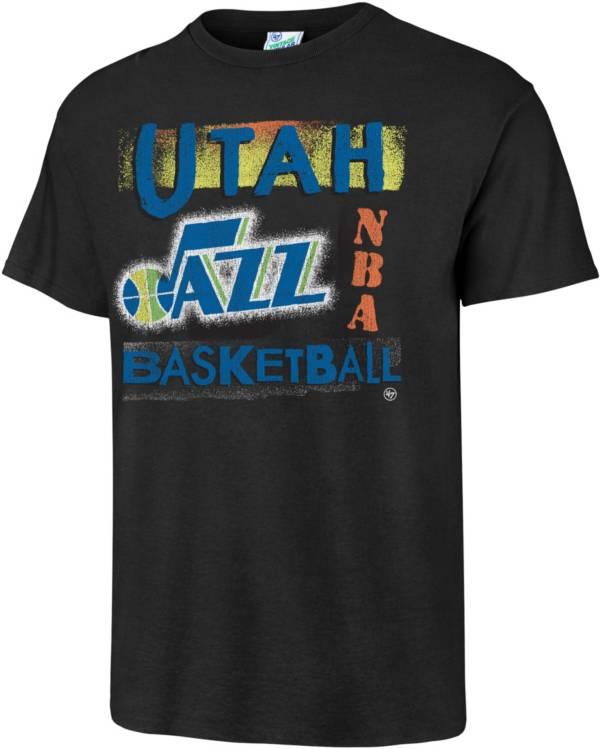 '47 Men's Utah Jazz Vintage Club T-Shirt product image