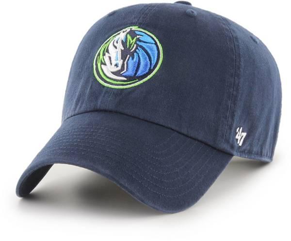 '47 Men's Dallas Mavericks City Edition Clean Up Adjustable Hat product image