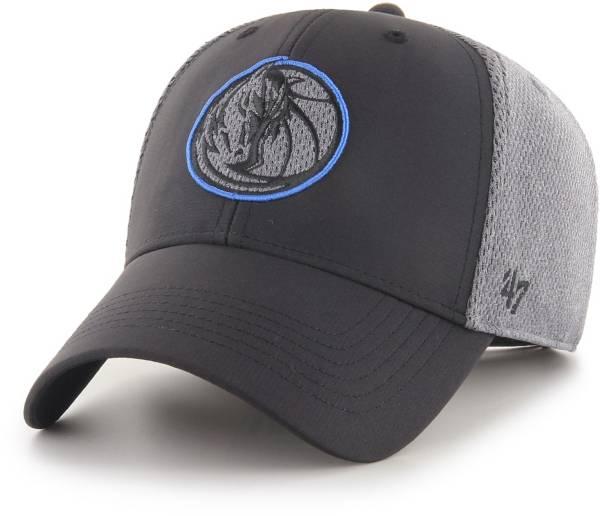 47 Men's Dallas Mavericks Arlo MVP Black Adjustable Hat product image