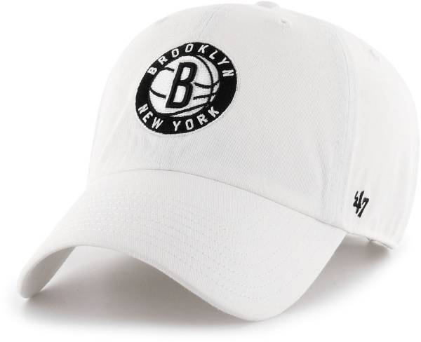 '47 Men's Brooklyn Nets Clean Up Adjustable Hat product image
