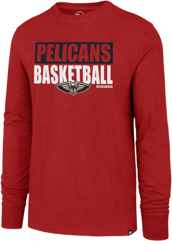 '47 Men's  New Orleans Pelicans Club Long Sleeve Shirt product image