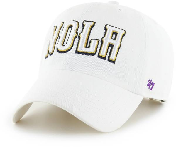 '47 Men's New Orleans Pelicans City Edition Clean Up Adjustable Hat product image