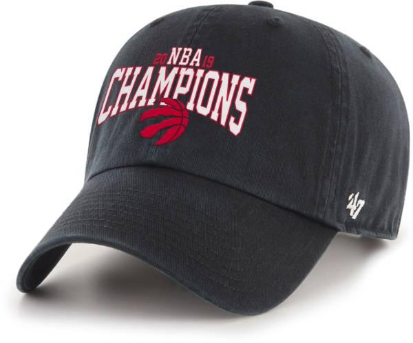 '47 Men's 2019 NBA Champions Toronto Raptors Adjustable Hat product image