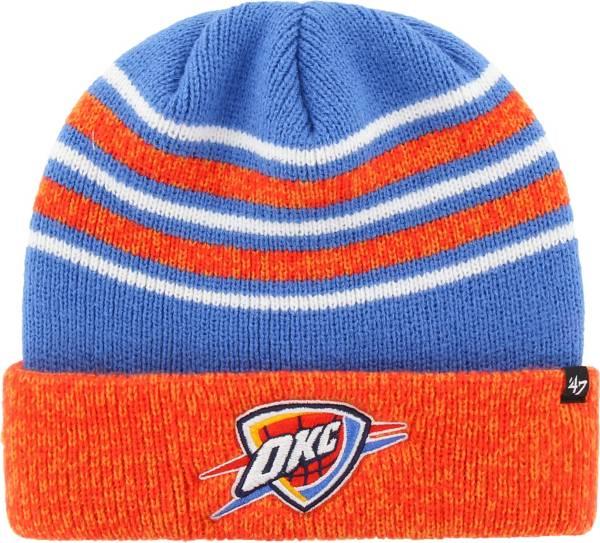 '47 Men's Oklahoma City Thunder Knit Beanie product image