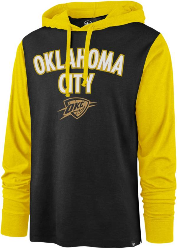 '47 Men's Oklahoma City Thunder City Edition Callback Hoodie product image