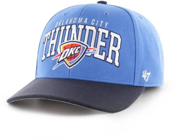 47 Men's Oklahoma City Thunder MVP Adjustable Hat product image