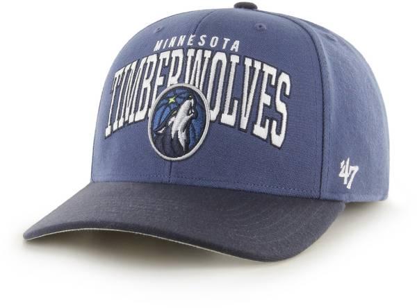 47 Men's Minnesota Timberwolves MVP Adjustable Hat product image