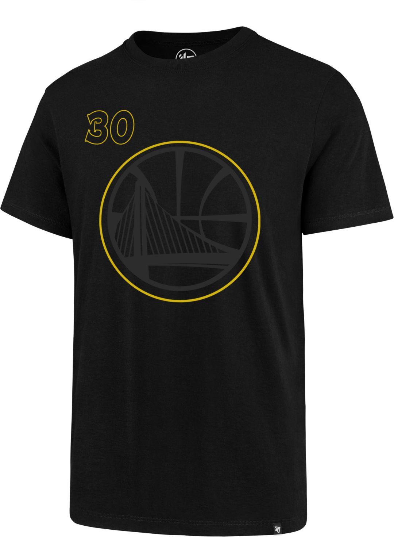 '47 Men's Golden State Warriors Stephen Curry T Shirt