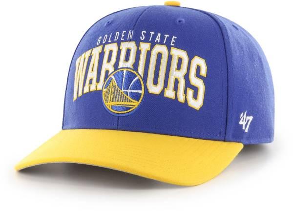 47 Men's Golden State Warriors MVP Adjustable Hat product image