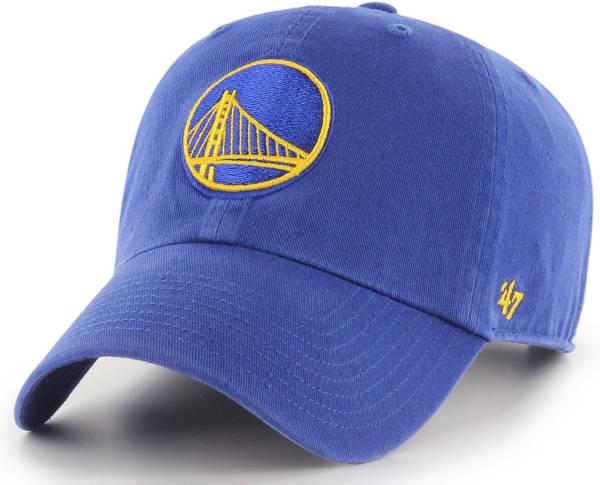 '47 Men's Golden State Warriors Clean Up Adjustable Hat product image