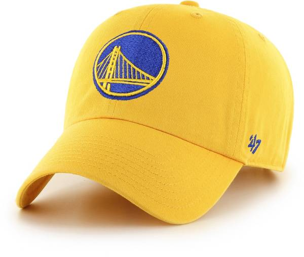 '47 Men's Golden State Warriors Clean Up Adjustable Hat product image