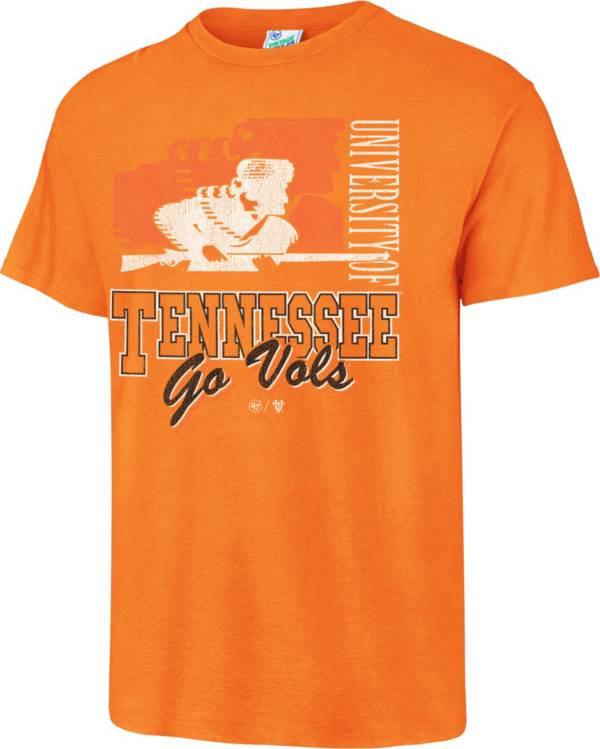 '47 Men's Tennessee Volunteers Tennessee Orange Touchdown T-Shirt product image