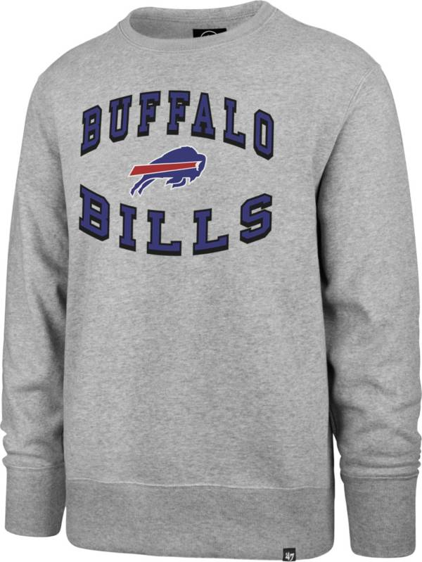 '47 Men's Buffalo Bills Headline Grey Crew product image