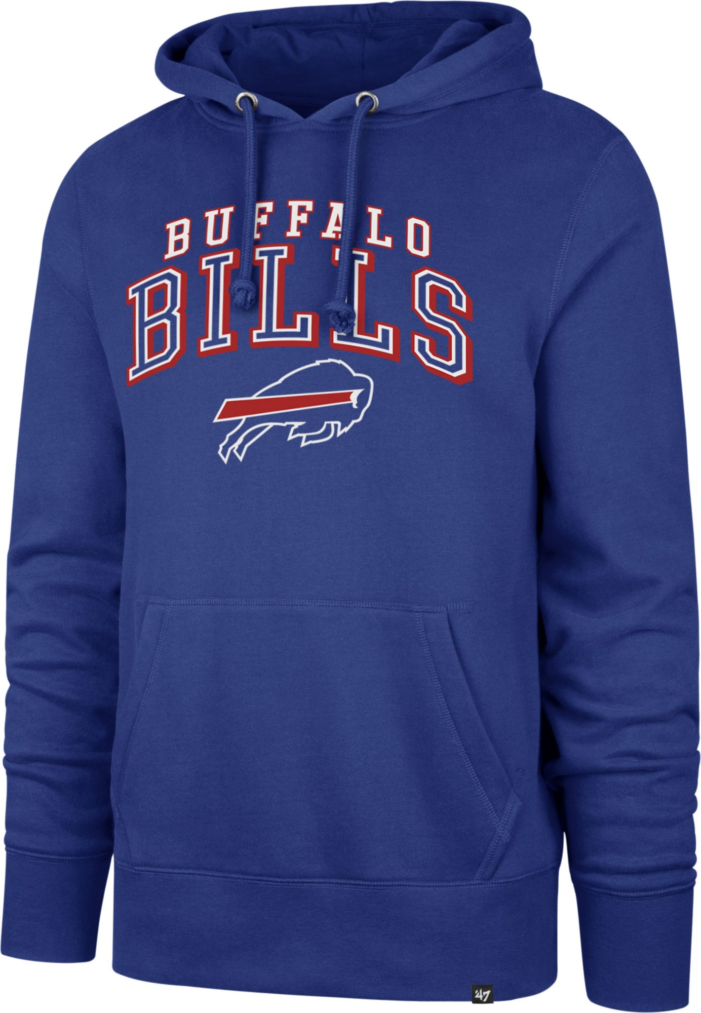 Buffalo Bills Headline Royal Hoodie