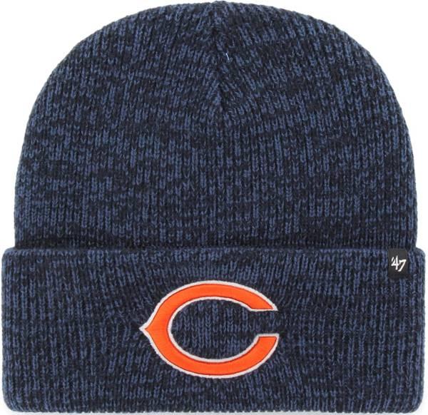 '47 Men's Chicago Bears Brainfreeze Navy Cuffed Knit product image