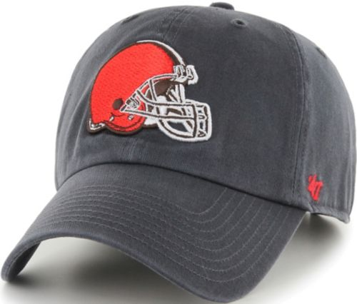 3c8951b0e8f  47 Men s Cleveland Browns Clean Up Adjustable Charcoal Hat. noImageFound.  Previous