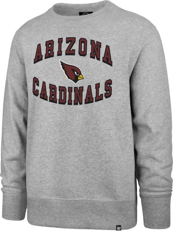 '47 Men's Arizona Cardinals Headline Grey Crew product image
