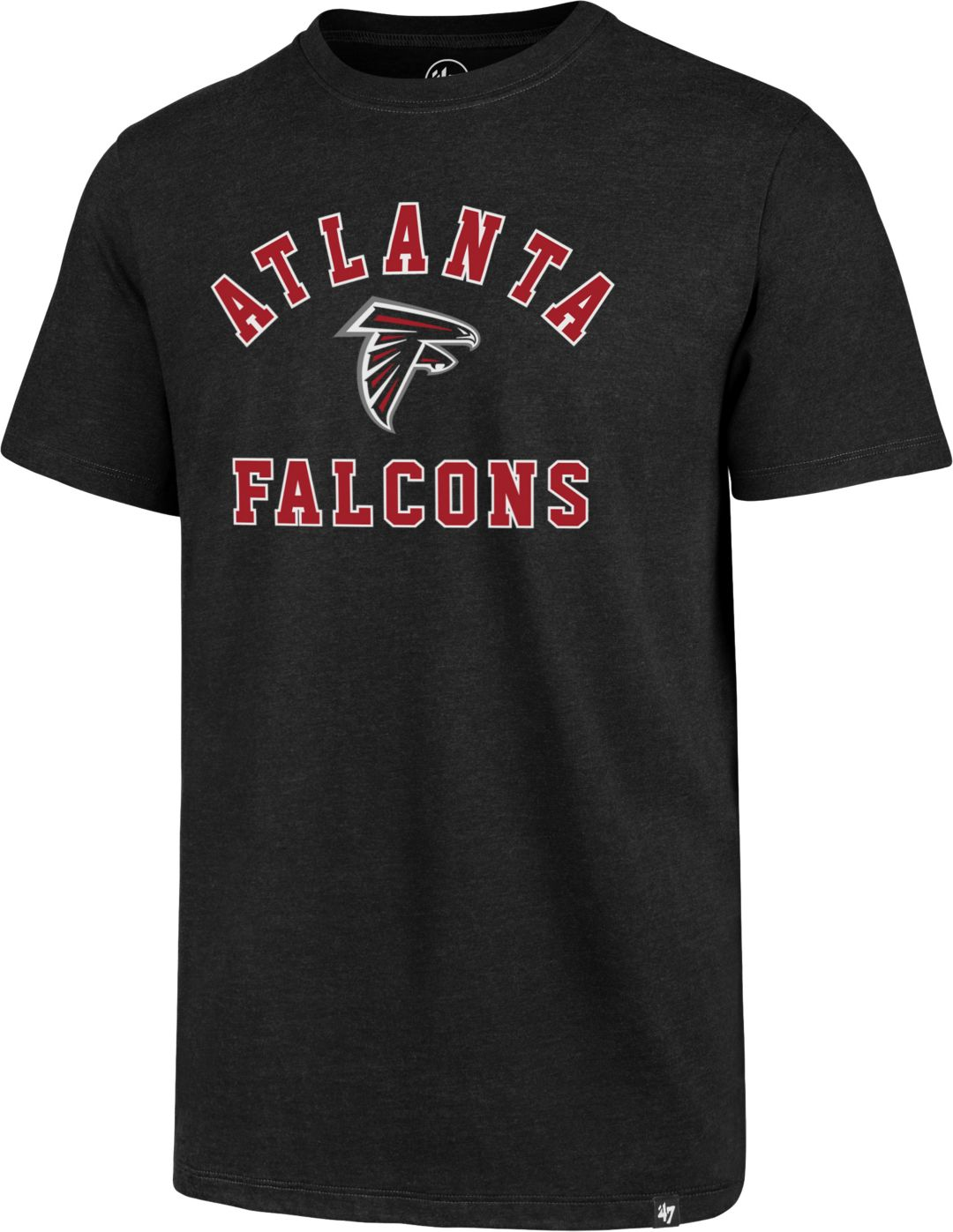 e901f332 '47 Men's Atlanta Falcons Club Arch Black T-Shirt