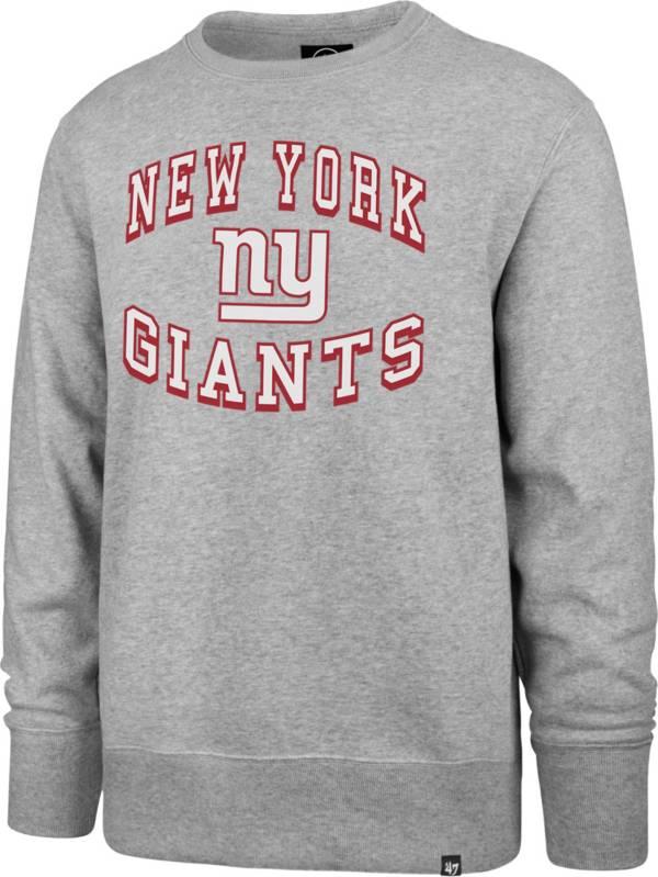 '47 Men's New York Giants Headline Grey Crew product image