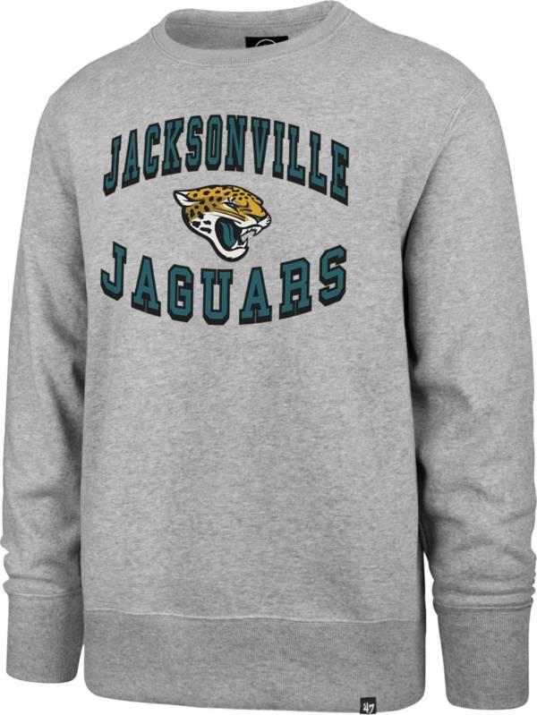 '47 Men's Jacksonville Jaguars Headline Grey Crew product image