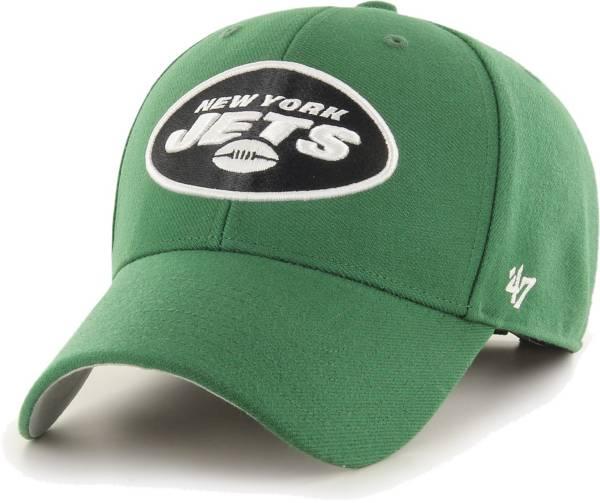 '47 Men's New York Jets MVP Green Adjustable Hat product image