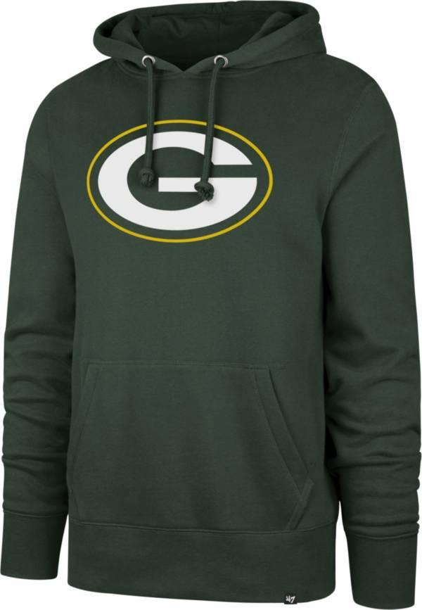 '47 Men's Green Bay Packers Headline Green Hoodie product image