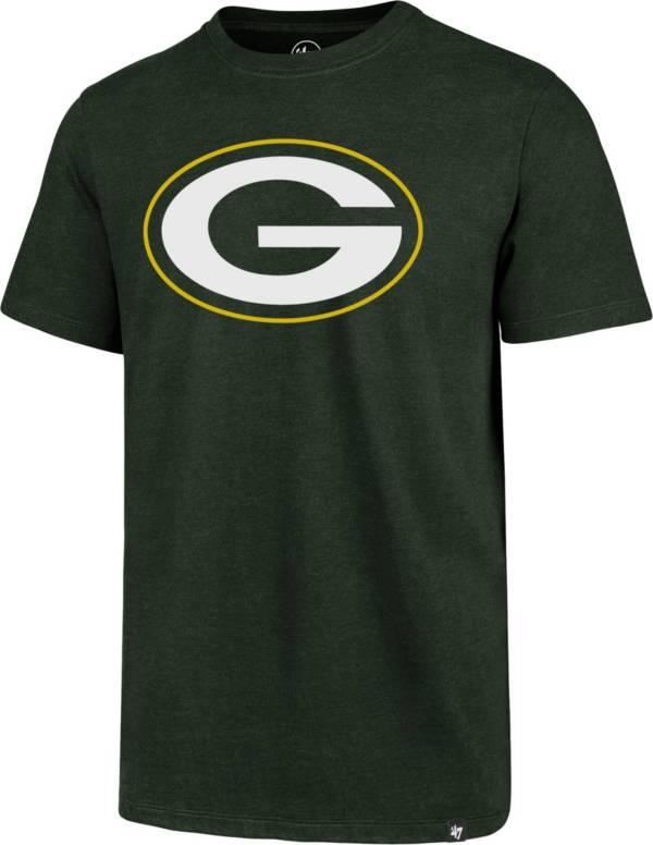 '47 Men's Green Bay Packers Imprint Club Green T-Shirt product image