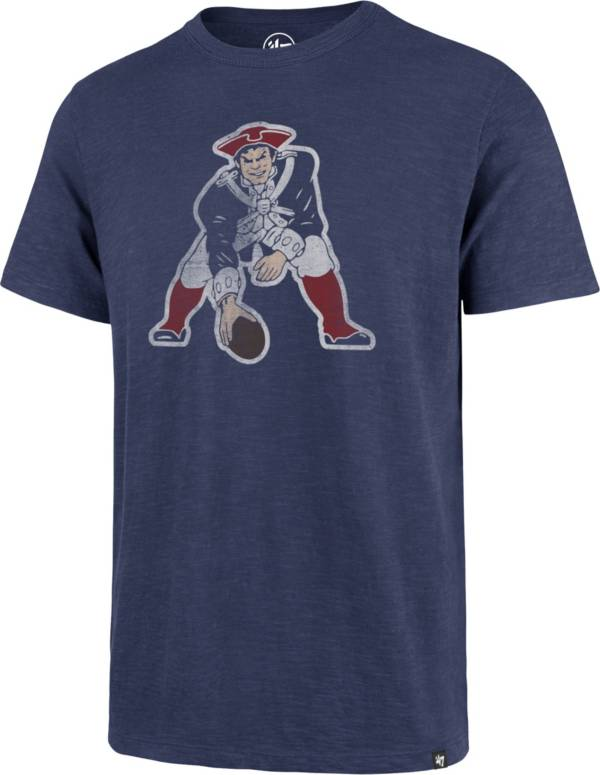 '47 Men's New England Patriots Scrum Logo Legacy Blue T-Shirt product image
