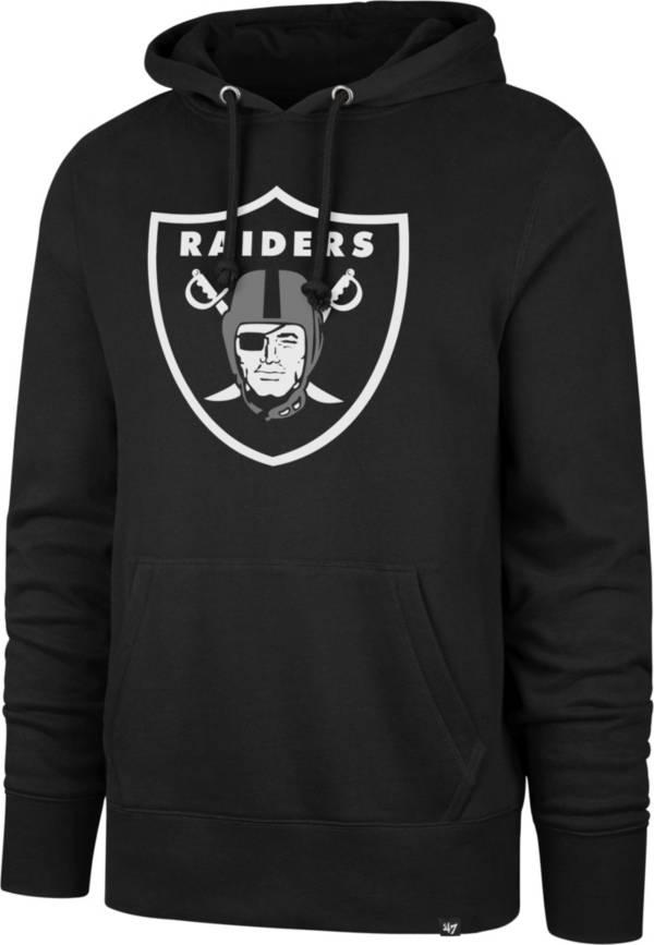 '47 Men's Las Vegas Raiders Headline Black Hoodie product image