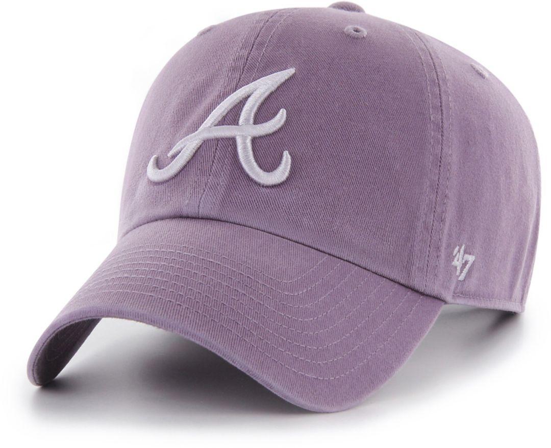 sale uk clearance sale closer at purple atlanta braves hat yet
