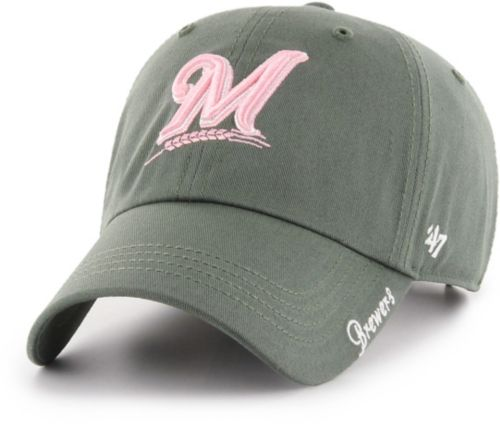 the latest c6a65 e846a  47 Women s Milwaukee Brewers Miata Clean Up Adjustable Hat. noImageFound.  Previous