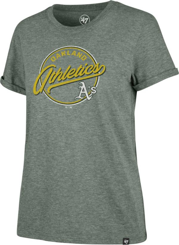 '47 Women's Oakland Athletics Green Match Hero T-Shirt product image