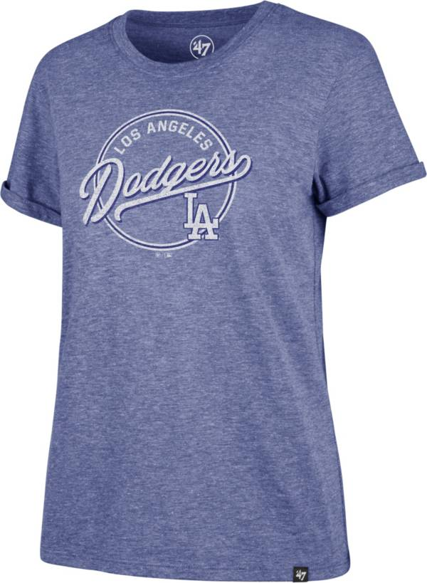 '47 Women's Los Angeles Dodgers Royal Match Hero T-Shirt product image
